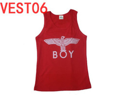 Wholesale Boy London Vests Men Boy London sleeveles garment colors
