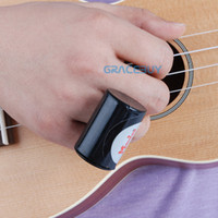 Wholesale Finger Shot Rhythm Ring Sand Shaker Hammer accompany Ukulele Guitar Bongo Cajon Colors Brand New