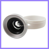 Wholesale H8001 Clip Wide Macro Lens Universal Detachable Lens Camera for Mobile Phone digital camera