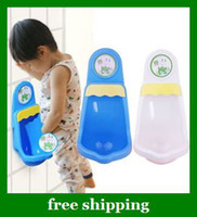 Wholesale Hot Selling Children Sit Implement hot Child Potty Urinal Toilet Training For Boy kids