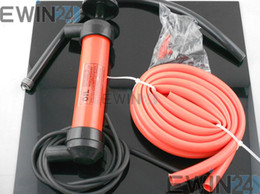 Hand Air Pump Auto Gas Water Oil Siphon Syphon Hose DIY Hand Tools Multi Use Free Shipping 50pcs from siphon hose manufacturers