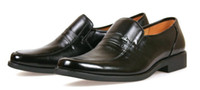 shoes big size - A319 fashion black Big size Shoes wedding shoes bridegroom Shoes of size