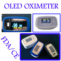 Wholesale FDA CE Approve Fingertip Pulse Oximeter OLED Display