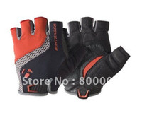Wholesale No Trek RL Fusion Gel Foam Fingless Glove Bontrager Biking Bike Bicycle Cycle Cycling Sports Ra