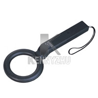 Wholesale Professional Handheld Portable Sensor Metal Detector Vibrate Scanner Sound light Alarm MD for Airport School