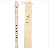 Wholesale Chi mei brand Alt six hole vertical the flute Children s six hole the flute Students learn to use the flute