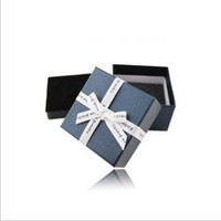 Wholesale Jewelry Packaging Bracelet Bangle Gift Box Packing paper box ky004