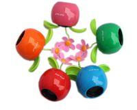 Voltear Planta oscilación flor de la aleta del coche fresco de la decoración de flores Powered solar del baile del coche muñeca de la muñeca