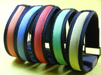 Wholesale Outdoor Sports Safety LED Flashing Arm Band Wrist Strap Armband for Climbing Cycling