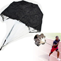Wholesale 30 quot Speed Drills Training Resistance Parachute Running Chute Power Tool