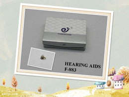 Wholesale AXON Hot Selling TV mini amplifer Invisible Hearing aid Aids Brand New Best Sound amplifier ps