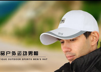 Wholesale Men s hat Korean version of the outdoor sports baseball cap sun hat male hat leisure cap