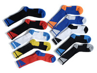 Wholesale New brand Jump Men s Basketball Socks pair Basketball shoes Game gear Color cotton Elite socks free Drop shipping