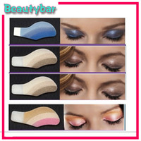 Wholesale Instant Gradient Eye Shadow Sticker Party Eye Liner Makeup Tools Fashion Magic Eyes