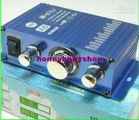 > 100dB high power car amplifier - Hot sell V Small Stereo High Power Amplifier W W CH PSU F MP3 Car Home Audio