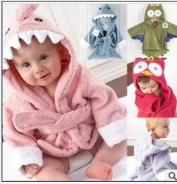Wholesale color children s bathrobe bathrobe Children bathrobes