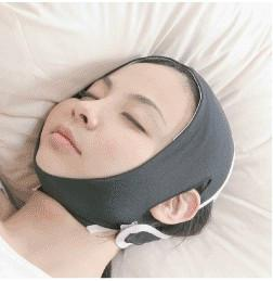 Wholesale 3D Sleep Slim Oval Face Shape Protector Machine Band Slim Face Correction Belt HB965
