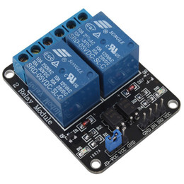 Wholesale 110pcs N05 New V Channel Relay Module Shield for Arduino ARM PIC AVR DSP Electronic A