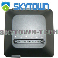 Wholesale 5PCS C182 HD Portable HDMI Multi Media Player TV Box Support USB SD MMC P P With Wave AAC WMA MP3 AVI DAT MPG