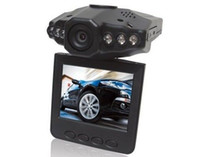 Wholesale Hot cheap Car DVR dropship with LCD SCRE2 night vision car black box
