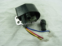 Ignition Coil   Free Shipping Ignition Coil (MZ-B) Assembly Scooter Parts @87401