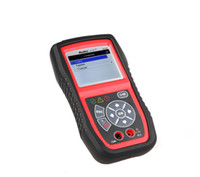 Wholesale Autel Autolink AL Auto MultiMeter AVOMeter Scanner Color Screen OBDII Diagnostic Engine Code Scanner al439 high quality