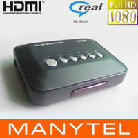 Wholesale Full Hd P Media Player RMVB RM H MKV AVI VOB Hdd player