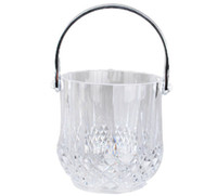Ice Buckets & Tongs acrylic ice tongs - Acrylic crystal ice bucket Barware supply from womens world