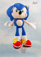 "Sonic The Hedgehog Plush Doll Key Chain 7"" sonic plush ..."