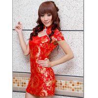 Wholesale 2013 Hot cheongsam Chinese classical dress fashion sexy lingeries cheongsam skirts women s clothing