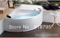 whirlpool massage bathtub - Acrylic whirlpool bathtub massag function tub with massage and without massage function optional WD6444