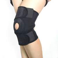Wholesale 10pcs Black Elastic Neoprene Knee Brace Fastener Support