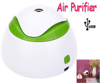 Wholesale Newest Portable Mini USB Humidifier Air Purifier Aroma Diffuser for Home Room Car