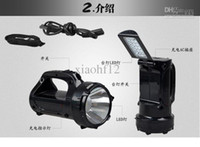 Wholesale LED Searchlight Home Use Flashlight LED Flashlights Strong Light Emergency Flashlight Night Lamp
