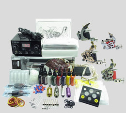 Wholesale K214 tattoo kit for tattoo machine two popular global DHL