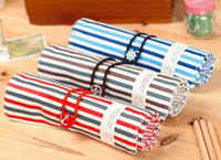 Cheap Fabric stationery bag Best stationery bag 183508 pencil bag
