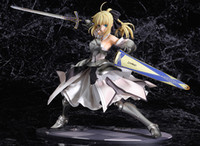 New Year scale model figures - Cool Fate Unlimited Codes Saber Lily Scale Painted PVC Action Figure Model