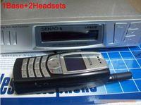 cordless phones - DHL Free SENAO SN handheld cordless phone SN lt base extra handset Duplex Intercom gt
