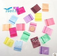 Wholesale New zip lock bag x cm packing bag plastic bag colorful packaing bag