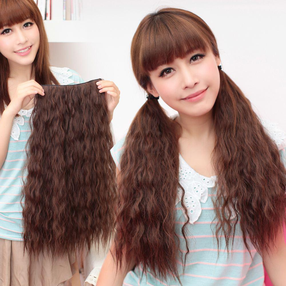 Cheap Hair Extensions On A Wire 24