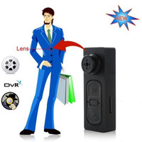 Wholesale Spy camera x480 Mini Button Pinhole Hidden DVR Camcorder FPS
