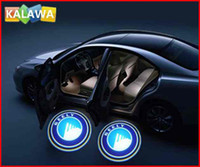 Wholesale Car door light LED Welcome Light ghost shadow light laser lamp Projection for geely A33 GGG