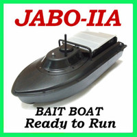 Wholesale Newest hot JABO AS Remote Control Fishing Boat Bait Boat Upgraded edition of JABO A