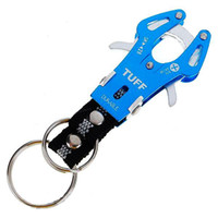 Keychains Gadgets Iron Carabiner Keychains Aluminum Alloy Keychain - Small (Color Assorted)