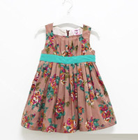 Wholesale Wholesales summer new Baby Kids Clothing Children s girls skirts dance party dress ZS