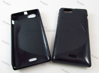 Wholesale S line TPU Case Gel Shell for Nokia N800 more colors