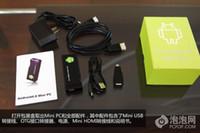 Wholesale MK802 Google Android TV Box Allwinner A10 GB DDR3 GB Mini PC HDD Player Black amp Wh