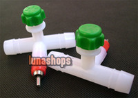 Wholesale 50PCS ball valve nipple drinkers for poultry chicken chook manufacturers china