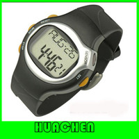 Wholesale 7766 Multi Sporty Watch Wrist Watch with Heart Pulse Rate Monitor Calorie counter