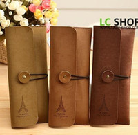 Wholesale envelope Classic Retro Women s Lady Wallet Portable Purse bag organizer Coin Card Holder Case W1284
